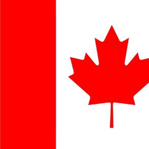 "Flag of Canada -  (54""x36"")"