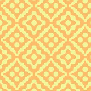 Hawaiian diamonds - pineapple and mango