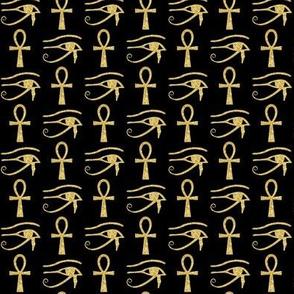 Gold Glitter Egypt