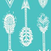 American indian arrows