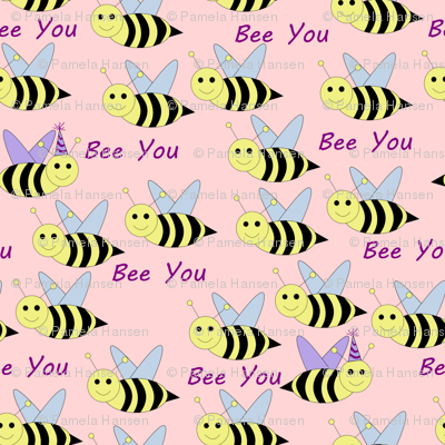 bee you pink