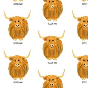 Woolly Moo