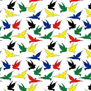 bright doves