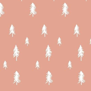 Pine Tree (sparce) - Pink