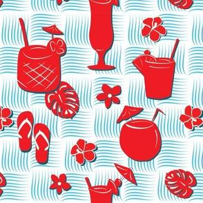 Hawaiian Cocktail Hour