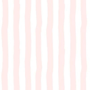 Light Pink Stripes / 90 degrees