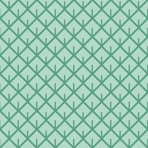 Minty Pineapple Texture (Tiki 2)