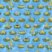 Froggy Fun (small)