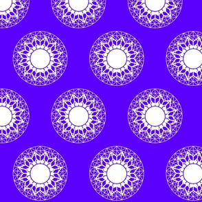 Purple Haze Mandala