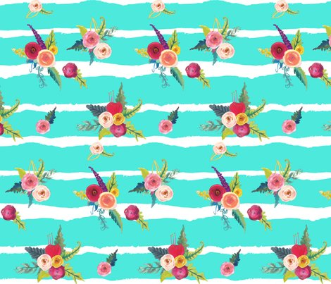 Rfloral_stripe_turquoise_shop_preview