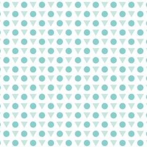 Geometric Minty Blues
