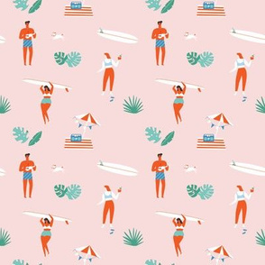 Summer fun pink
