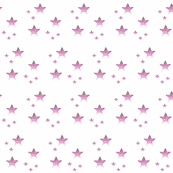 Stars_ombr__pink_on_white_-_Sketch_1