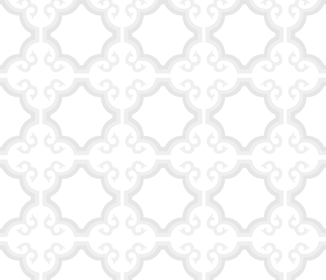 White Tonal Cross fabric by blackfox on Spoonflower - custom fabric