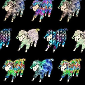 Rainbow Sheep, Redeux