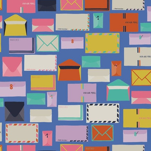 Envelopes - Modern