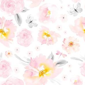 """8"""" Blushing Blooms"""