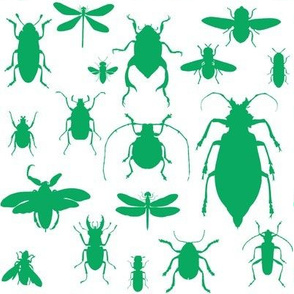 "8"" Bugs Collection - Summer Green"