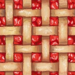 Cherry Pie Pattern