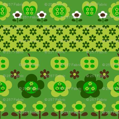 picnic_border_green