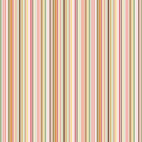 Timeless - Stripes, Multi fabric by malibu_creative on Spoonflower - custom fabric