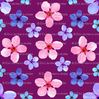 Cherry Blossom Pattern II