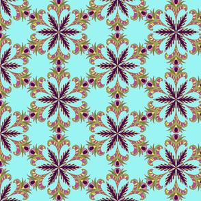 Six point petals