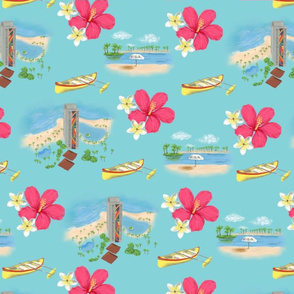 hawaiian-pattern