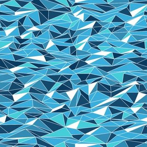 Geometric Seascape
