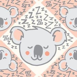 sleepy koalas diamond