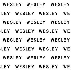 Wesley Fabric