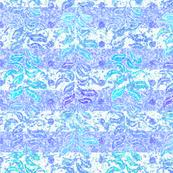 FLoral-Columns_BLue-Wht_Stripes