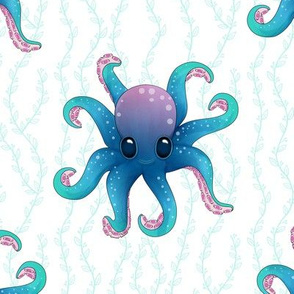 Octopus Friend