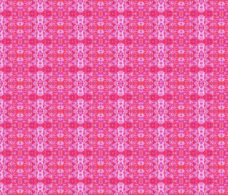 Tie Dye Magenta Lavender fabric by peaceofpi on Spoonflower - custom fabric