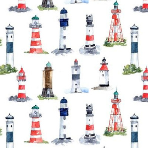 Swedish Lighthouses