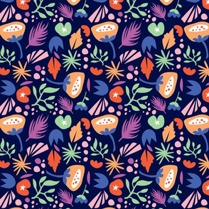 Pattern-Abstract-floral-01