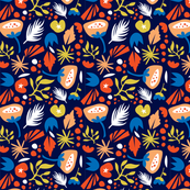 Pattern-Abstract-floral-02