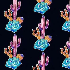 Neon Desert Bouquet