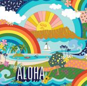 Aloha, Anueue! (Hello, Rainbow!)