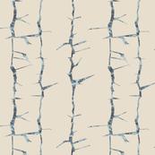 Cracked, Aged White