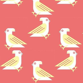 Geometric Cockatoos
