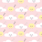Sweet dreams - baby  pink design