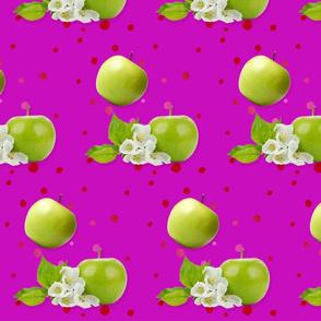 apples-snow