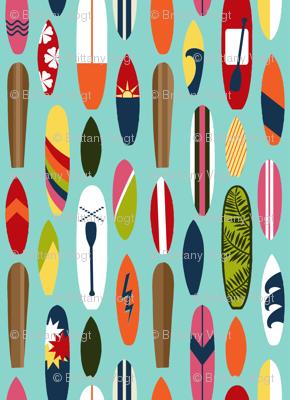 Anuenue Surfboards