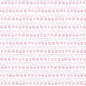 Mini Pom Poms - Pink