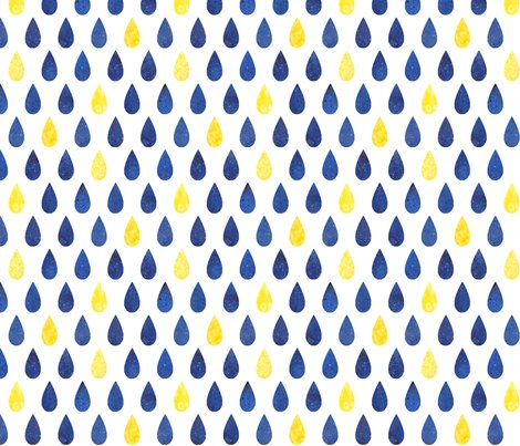 Raindrop_blue_with_yelow_shop_preview
