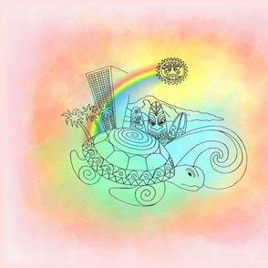 RainbowTower