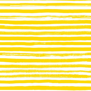 Sunny Painted Stripes