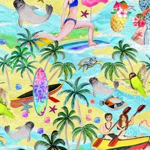 Palm Beach  Paradise Ocean Sport