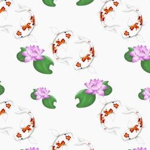 carpe koi japonaise